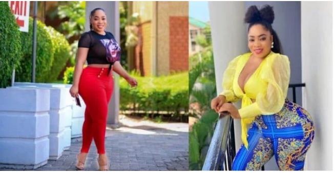 I vowed never to date a broke guy,Moesha Boduong