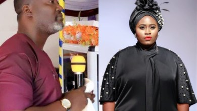Lydia Forson Writes A Very Touching Tribute For Bishop Bernard Nyarko