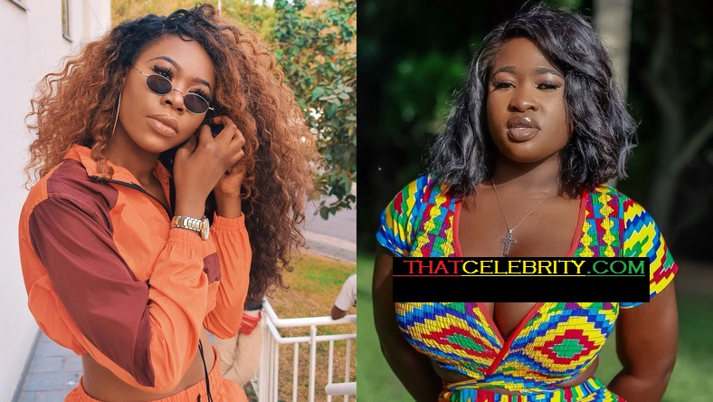Sista Afia and Freda Rhymz fight at TV3