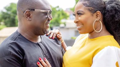Gloria Sarfo Pre Wedding Photos
