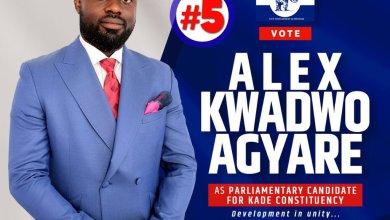 Alexander Kwadwo Agyare