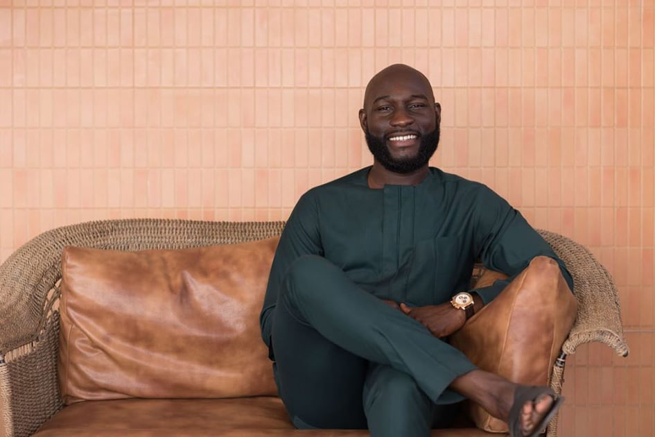 Kennedy Agyapongs first son-4