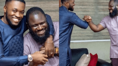 Kennedy Shares Unseen Videos Of Kwadwo Wiafe To Mark His One Week