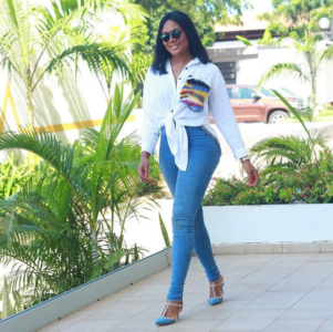 Lawyer Sandra Ankobiah does not go to court as a lawyer