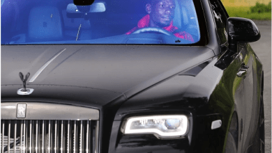 Paul Pogba's Rolls-Royce seized by police