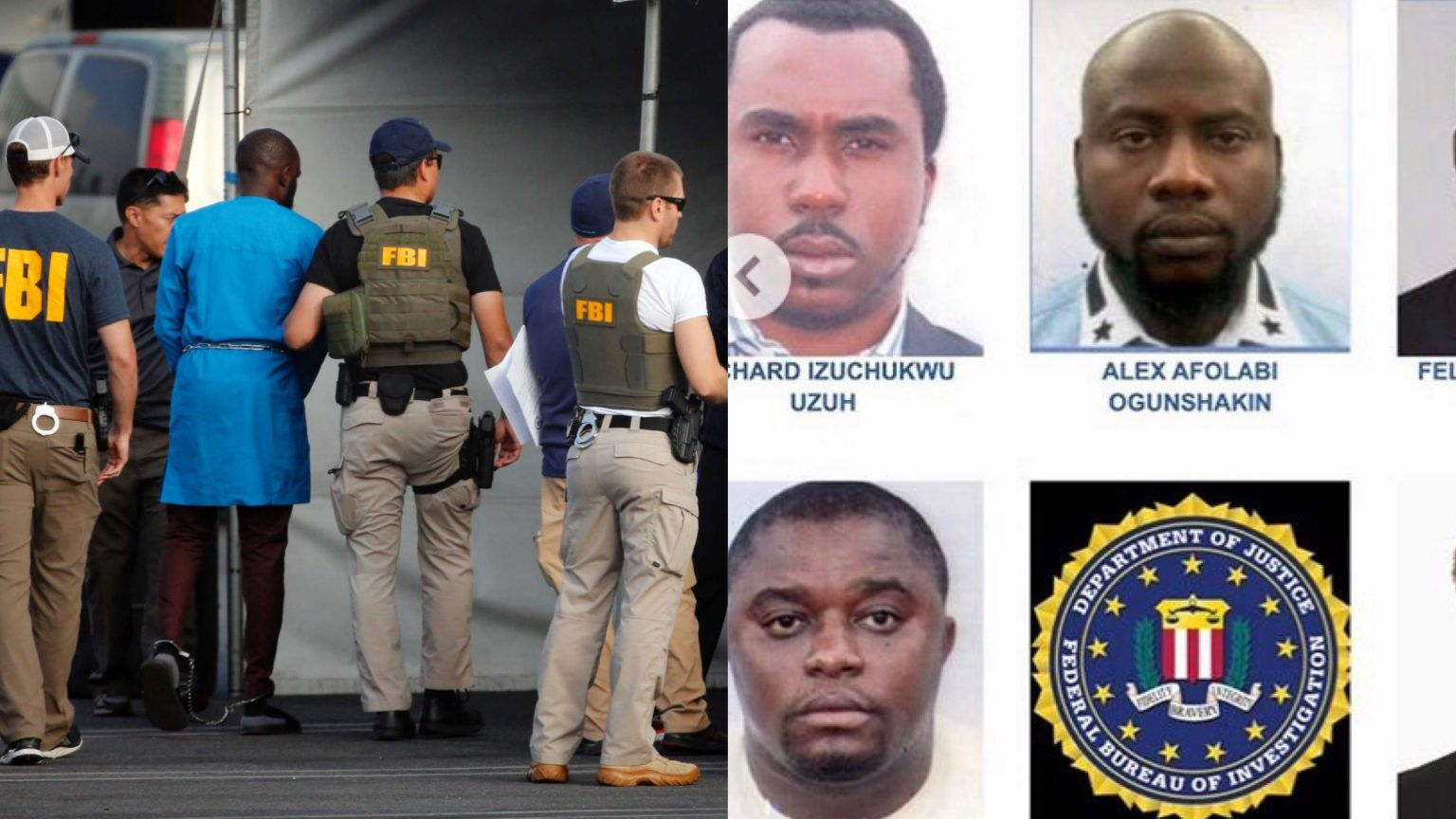 Nigerians among most wanted cyber criminals