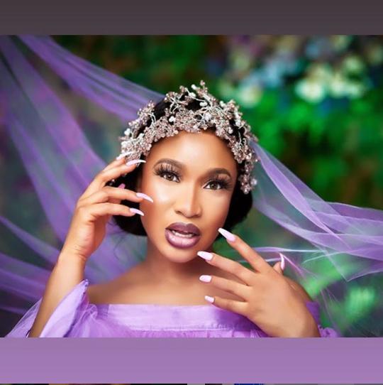 Nollywood Actress, Tonto Dikeh