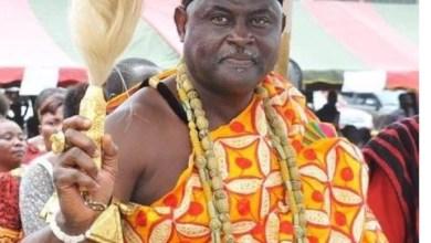 Why we demolished 'Nigerian High Commission' building – Osu Chiefs