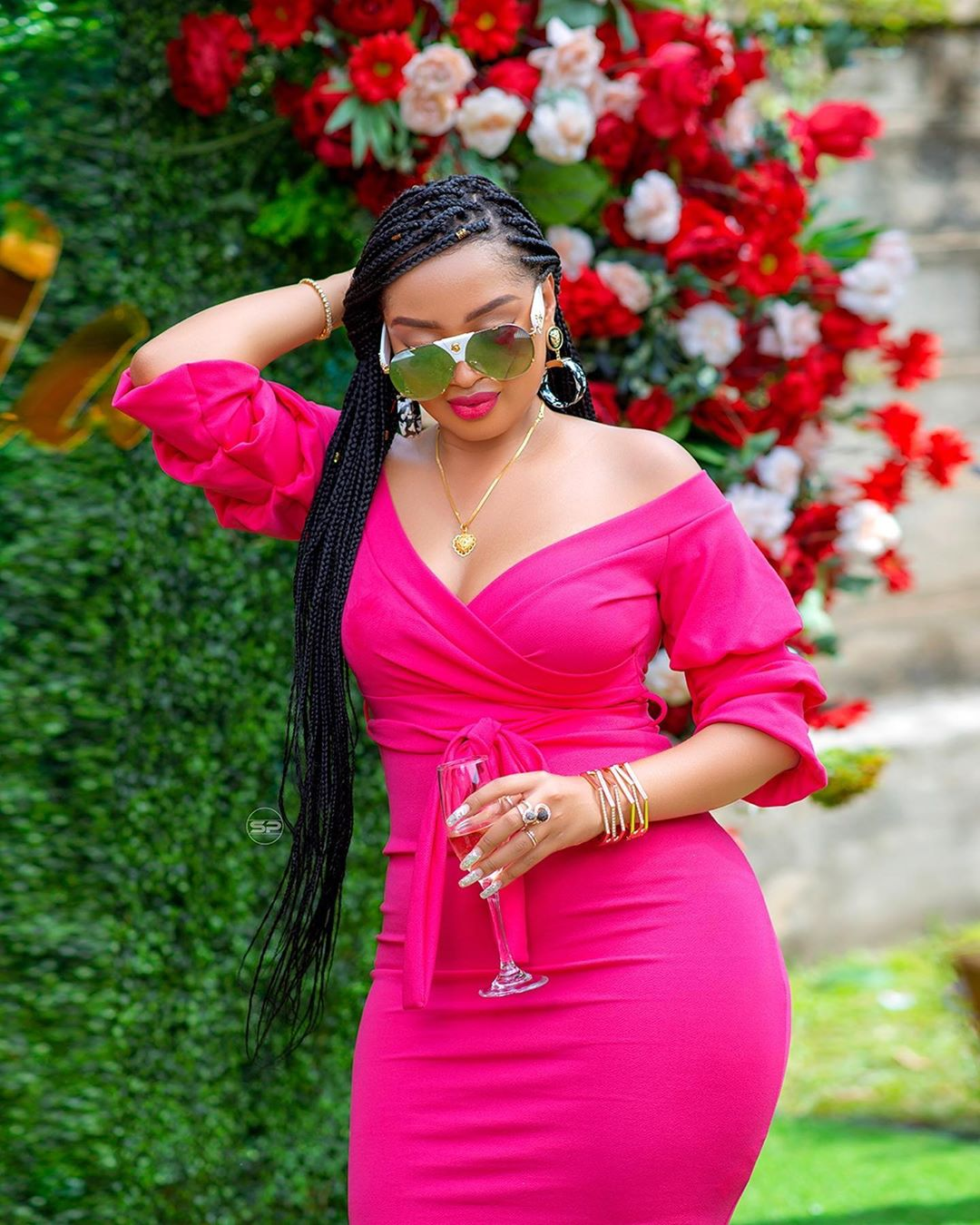 NBS TV host Anita Fabiola