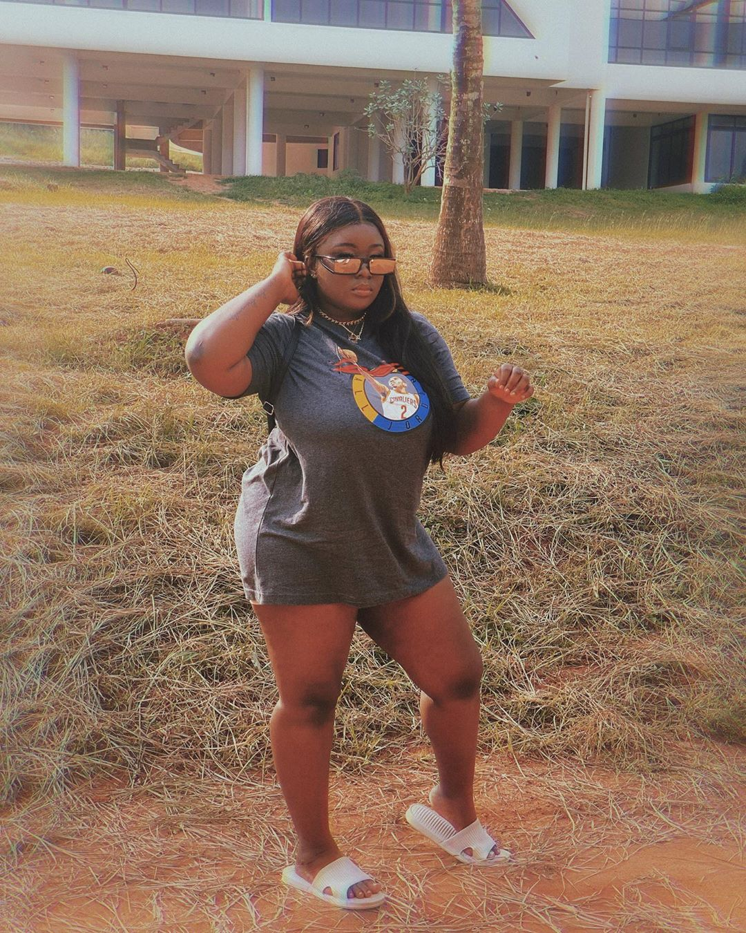 Maame Serwaa opens her under small, come see Sugar Daddies Association in Ghana wanting to chop -Photos