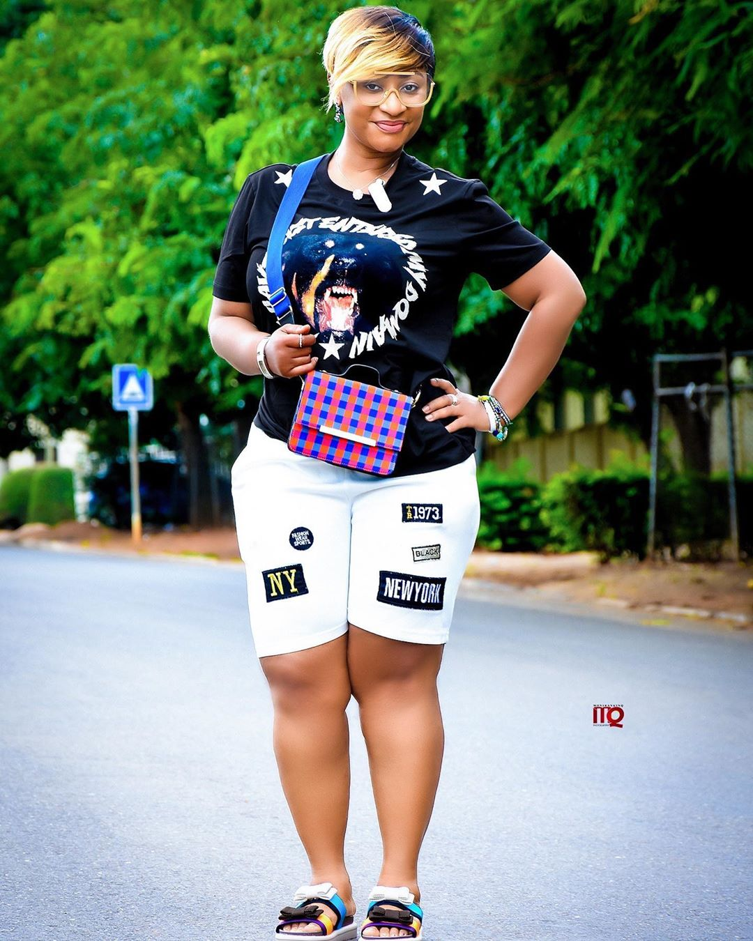 Actress Ellen Kyei White Looks All Swagged Up In New Photos