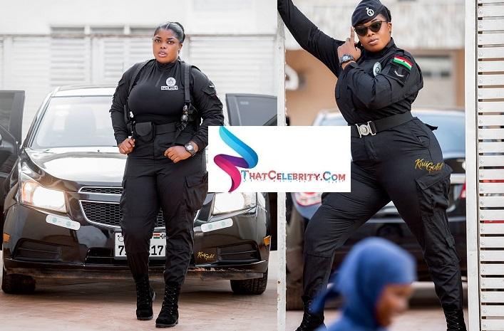 thickgurlvonny , Yvonne Yaa Obrebea Appiah
