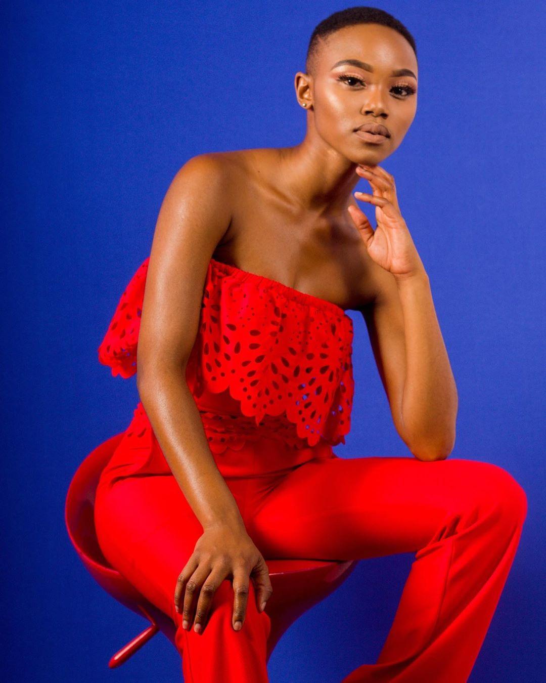 Busisiwe Mmotla to win Miss SA 2020