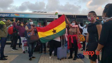 Ghanaian nurses arrive in Barbados