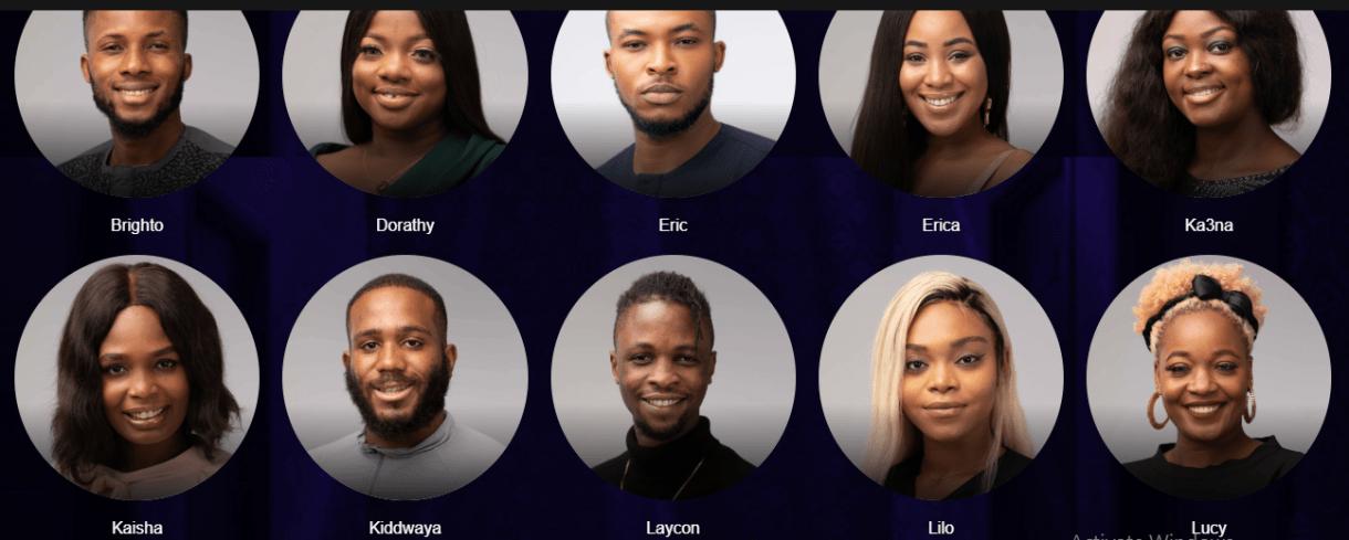 Meet 2020 Big Brother Naija housemates