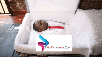 Prophet T Freddy Sets The Record Straight After Pics Of Him In A Coffin Went Viral