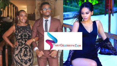 Diamond Platnumz' Mother Sandra Parades Off New Woman Said to Be Sleeping with Her Son -Photos