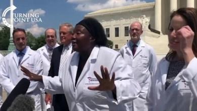 Nigerian Dr Stella Immanuel insists hydroxychloroquine cures COVID-19