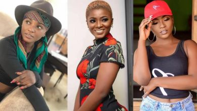 Ahuofe Patri causes stir after showing thighs in new photo SOURCE