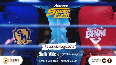 Shatta Wale and Stonebwoy Asaase Sound Clash
