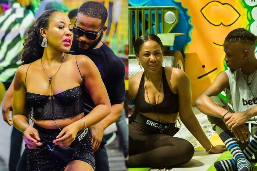 I'm mentally attracted to you and physically attracted to Kiddwaya – Erica tells Laycon