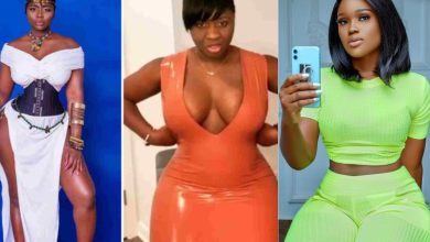 Stay there and win in peace - Princess Shyngle replies Cee-C over plastic surgery comment