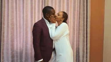 Jack Pemba and Desire Luzinda wedding