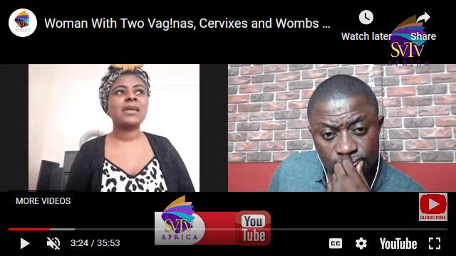 Woman born with 2 female vaginas