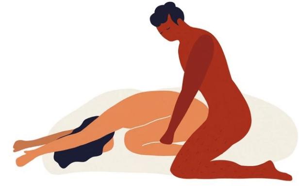Sex Positions for Deep Penetration