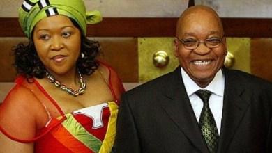 Tobeka Madiba-Zuma, The Wife Of Former President Jacob Zuma takes Him to court over child maintenance