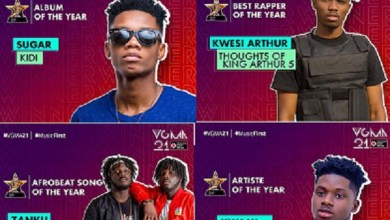 List Of Highly Controversial VGMA Winners
