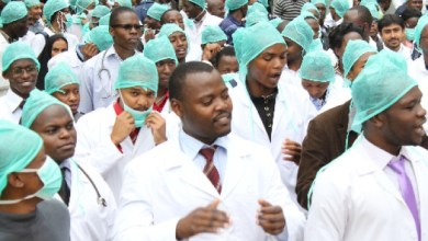 Zimbabwe Doctors Salary