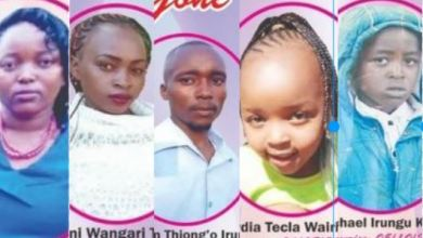 Man dies attending the burial of five family members who perished in a road accident