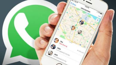 Share A Live Locations With Friends While Using WhatsApp