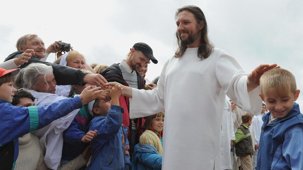 Man Who Claims To Be Second Coming Of Jesus Arrested