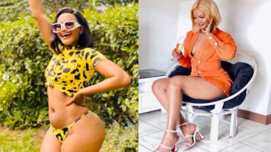 Quiin Abenakyo's Sis Flaunts Goddess Curves In Hot Bikini
