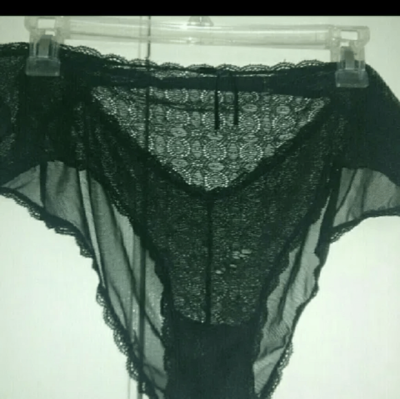 Husband steals wife's underwear for ritual