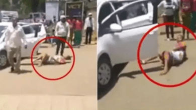 Viral video of woman giving birth outside hospital causes stir