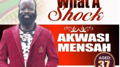 Kumawood Actor Otali Not Dead, Funeral Poster Was For Movie Hype