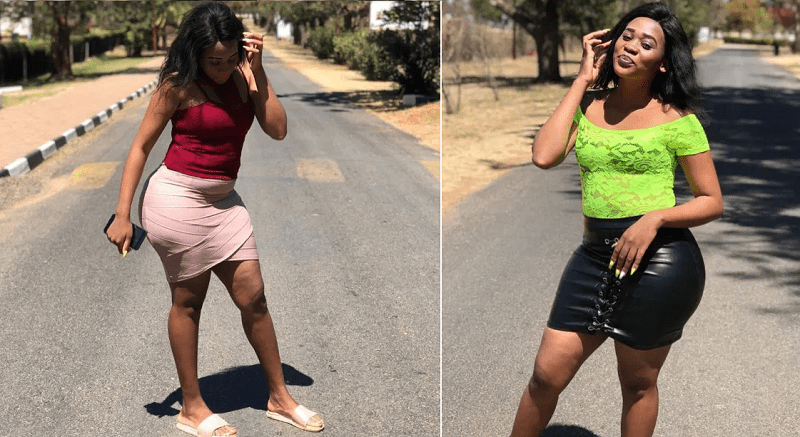 First year student turns lecturers heads with beautiful body