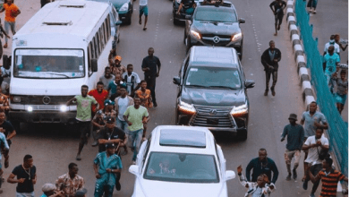 What Musician Davido did in Lagos