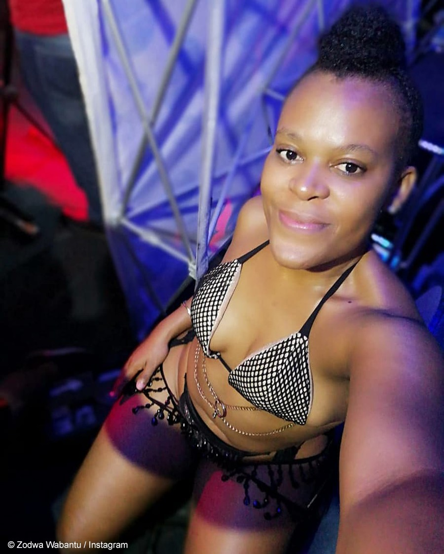 Zodwa Wabantu Reavels Her Age, Fans Don't Believe She is This Young