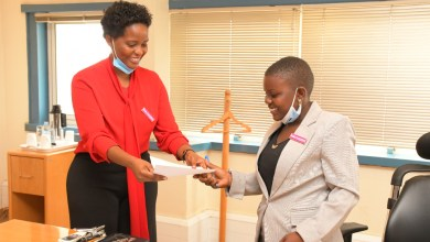 14 year Old Girl takes over as Chief Executive of Stanbic Bank