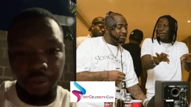 Ghanaian blogger Who Was Beaten by Davido In Ghana