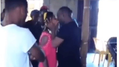 Pastor kisses congregant to cast out demon