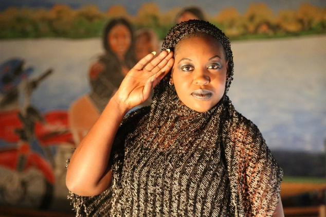 Lady Squanda Speaks Following Arrest For Armed Robbery