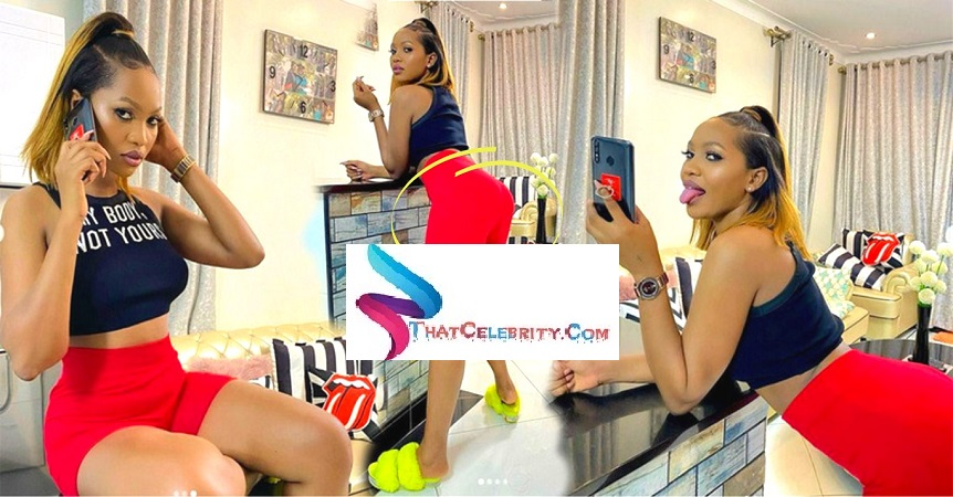"""""""I Use Condoms Before Chewing Cassava, I Can Never Get Pregnant""""- Spice Diana Confesses"""