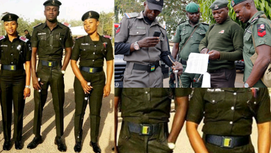 Nigerian police officers salary