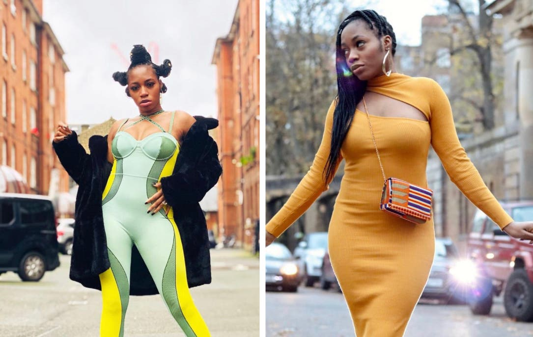 """""""I have big stomach"""" – Khafi slams womb watchers who are questioning if she's pregnant"""