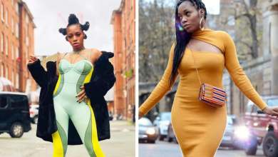 """I have big stomach"" – Khafi slams womb watchers who are questioning if she's pregnant"